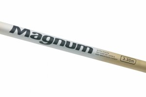 Mivardi podběráková tyč Magnum -magnum 4,60 m / počet dílů 4 / Trans. délka 147 cm