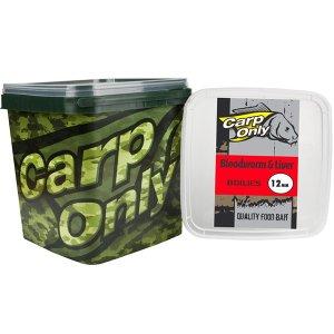 Carp Only Boilies Bloodworm & Liver 3 kg-16 mm