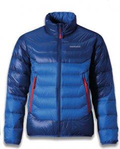 Shimano Bunda 700FP Down Jacket Blue-Velikost M