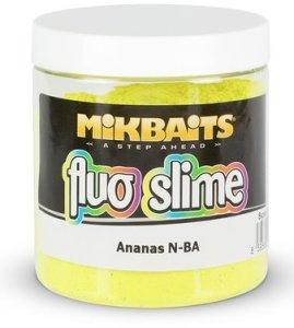 Mikbaits Obalovací Dip Fluo Slime 100 g-Ananas