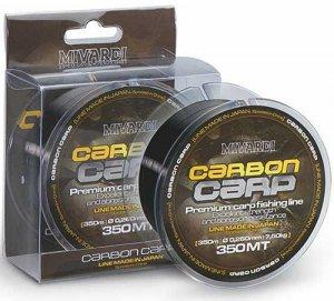 Mivardi  Vlasec Carbon Carp 350 m-Průměr 0,26 mm / Nosnost 7,5 kg