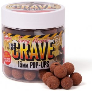 Dynamite baits Plovoucí boilie Pop-Ups The Crave -15 mm