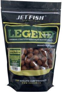 Jet Fish  Boilie LEGEND Bioenzym fish + A.C. Losos-250 g 24 mm
