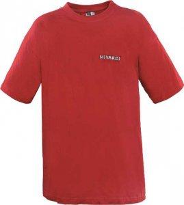 Mivardi Triko Team  - červené -Velikost M