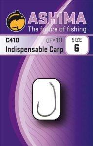 Ashima  Háčky  C410 Indispens.Carp  (10ks).-Velikost 2