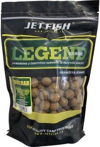 Jet Fish Boilie LEGEND Biocrab + A.C. biocrab -250 g 24 mm