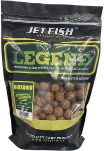 Jet Fish   Boilie  Legend Range Biosquid-250 g 24 mm