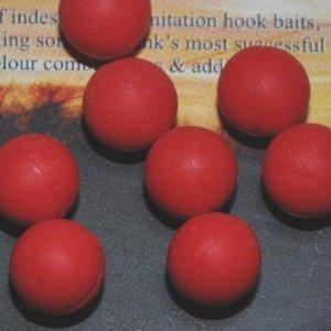 Enterprise Spec.řada Franka Warwicka boilie 10 mm 8 ks-Oranžové Tutti Frutti