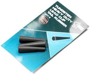 Nash Převleky Tungsten Heavy Duty Lead Clip Tail Rubber