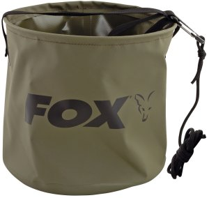 Fox Nádoba Na Vodu Collapsible Water Bucket Large 10 l
