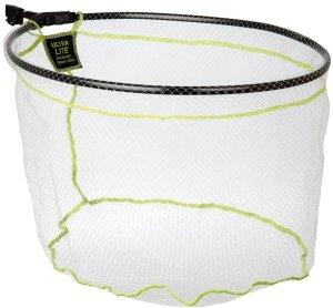 Matrix Podběráková Hlava Ultra Lite Nylon Landing Nets-Rozměr 45x35 cm