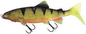 Fox Rage Gumová Nástraha Replicant Trout Shallow UV Perch-23 cm 130 g