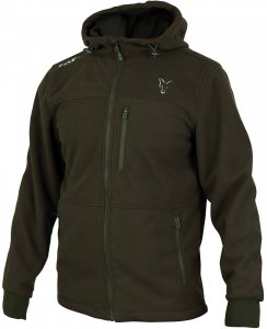 Fox Mikina Collection Windblocker Green Silver-Velikost S