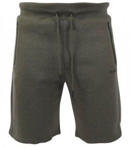 Avid Carp Kraťasy Green Jogger Shorts-Velikost XL