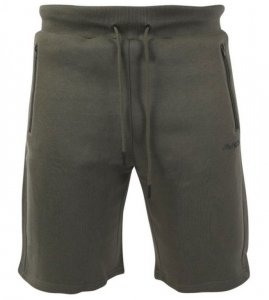 Avid Carp Kraťasy Green Jogger Shorts-Velikost XXL