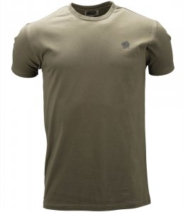 Nash Triko Tackle T Shirt Green-Velikost M