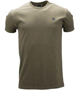 Nash Triko Tackle T Shirt Green-Velikost L