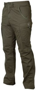Fox Kalhoty Collection Green Silver Combat Trousers-Velikost S