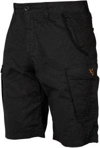 Fox Kraťasy Collection Black Orange Combat Shorts-Velikost L