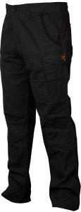Fox Kalhoty Collection Black Orange Combat Trousers-Velikost XXL