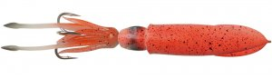 Savage Gear 3D Swim Squid Jig Red-23 cm 400 g