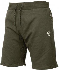 Fox Kraťasy Collection Green Silver Lightweight Shorts-Velikost M