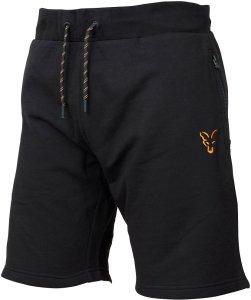 Fox Kraťasy Collection Black Orange Lightweight Shorts-Velikost XXXL