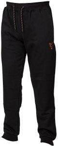Fox Tepláky Collection Black Orange Joggers-Velikost S