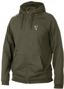 Fox Mikina Collection Green Silver Lightweight Hoodie-Velikost S