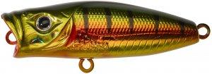 Gunki Wobler Hedora F 4,3 cm 1,4 g Gold Perch