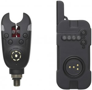 Ron Thompson Signalizátor Záběru MC4W Bite Alarm Multicolor + Příposlech 1+1