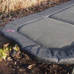 LK Baits Lehátko Bedchair Camo XL 8 Leg