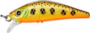 Gunki Wobler Gamera F 3,9 cm 1,7 g Gold Trout