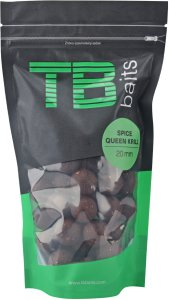 TB Baits Boilie Spice Queen Krill-250 g 24 mm