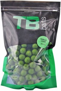 TB Baits Boilie Garlic Liver-2,5 kg 16 mm