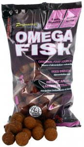 Starbaits Boilie Omega Fish-1 kg 24 mm