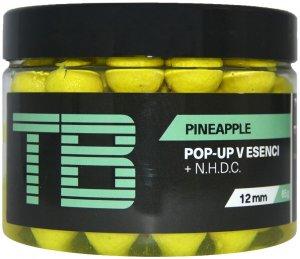 TB Baits Plovoucí Boilie Pop-Up Pineapple + NHDC 65 g-16 mm