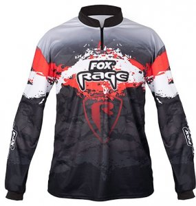 Fox Rage Triko Performance Long Sleeve - XXL