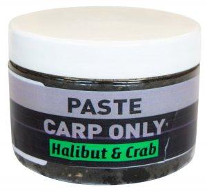Carp Only Obalovací Pasta 150 g - Halibut Crab