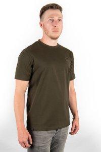 Fox Triko Khaki T shirt - S