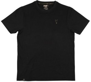 Fox Triko Black T shirt - S