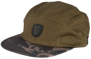 Fox Kšiltovka Khaki Camo Volley Cap