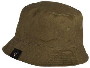 Fox Klobouk Khaki Camo Reversible Bucket Hat