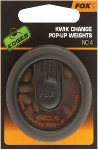 Fox Bročky Kwik Change Pop Up Weights - 4