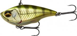 Savage Gear Wobler Fat Vibes Sinking Perch - 6,6 cm 22 g
