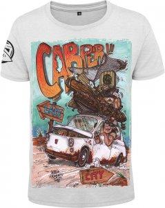 Hotspot Design Tričko Carper - Velikost XXL