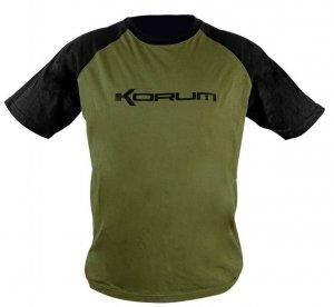 Korum Tričko HD Tshirt - Velikost M