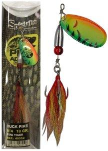 Pezon&Michel Třpytka Buck Pike Fire Tiger - 18 g