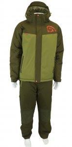 Trakker Nepromokavý Zimní Komplet 2-dílný Core 2-Piece Winter Suit - Velikost L