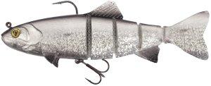 Fox Rage Gumová Nástraha Replicant Trout Jointed UV Silver Bleak - 14 cm 50 g